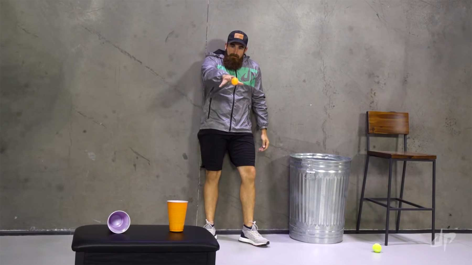 Unexpected Trick Shots von Dude Perfect