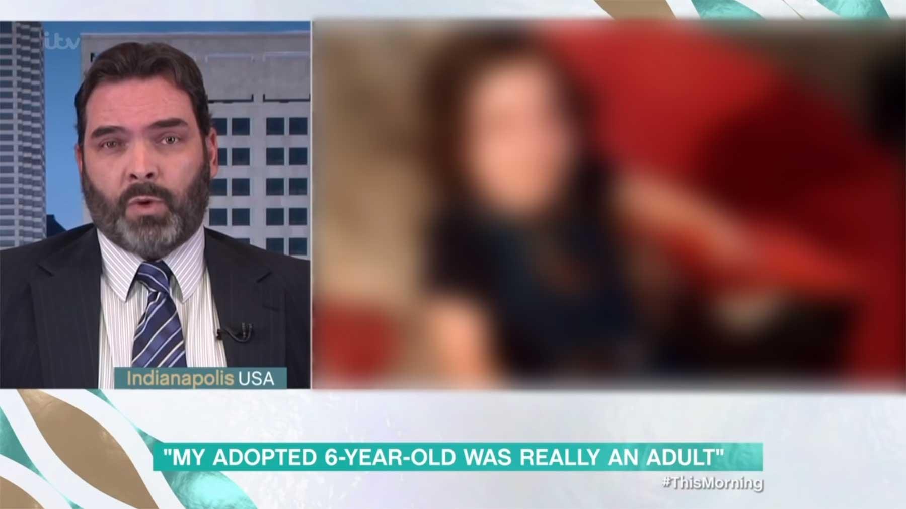 6-jährige Adoptions-Tochter entpuppt sich als erwachsene Frau