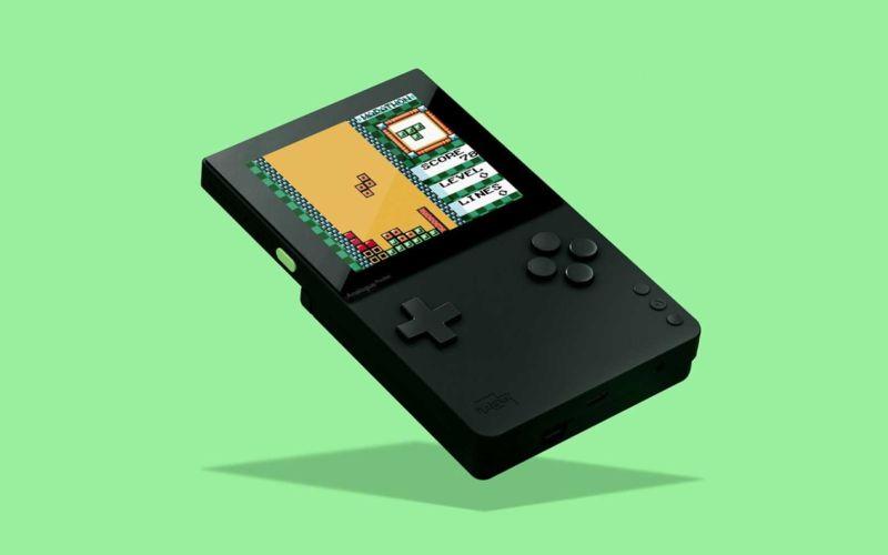 """""""Analogue Pocket"""" wird der Designer-Game Boy für 2.700 Spiele"""
