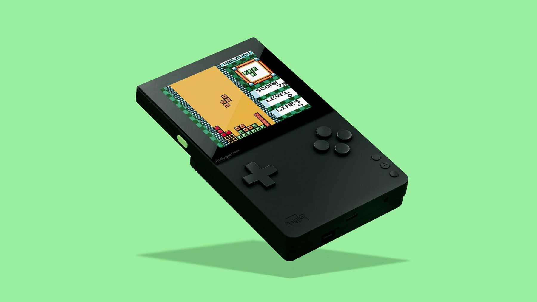 """Analogue Pocket"" wird der Designer-Game Boy für 2.700 Spiele analogue-pocket-new-game-boy_01"