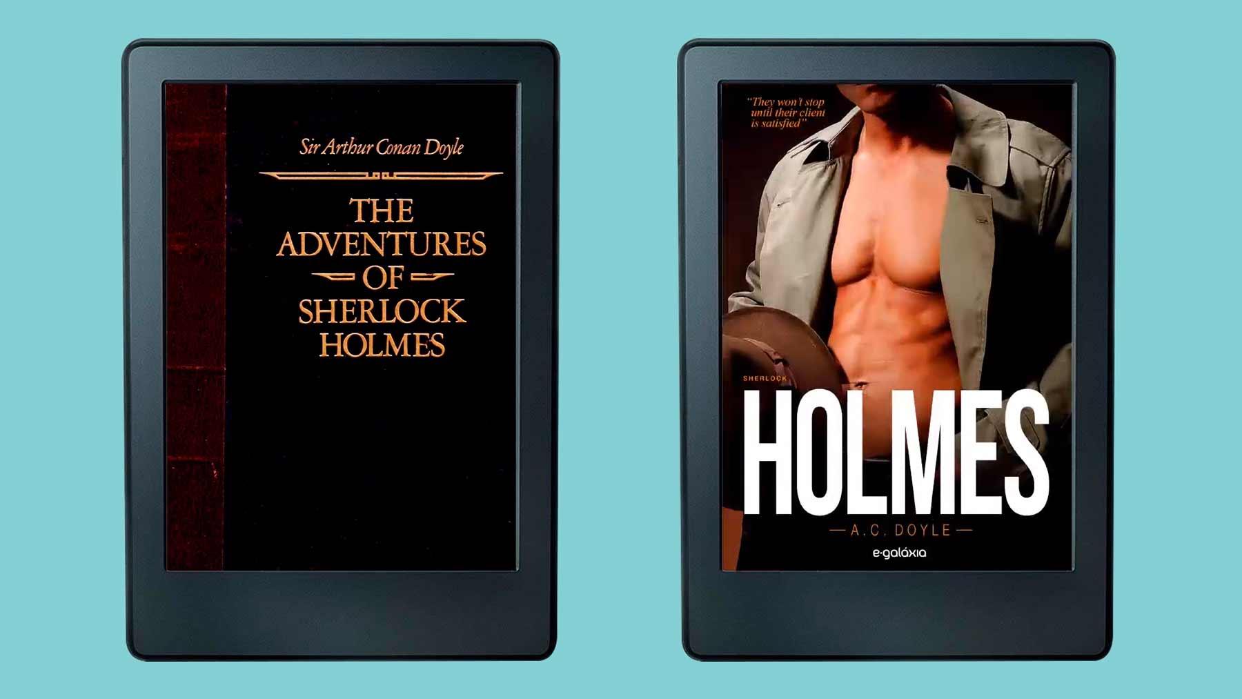 Die Buchcover von Literaturklassikern sexy gemacht