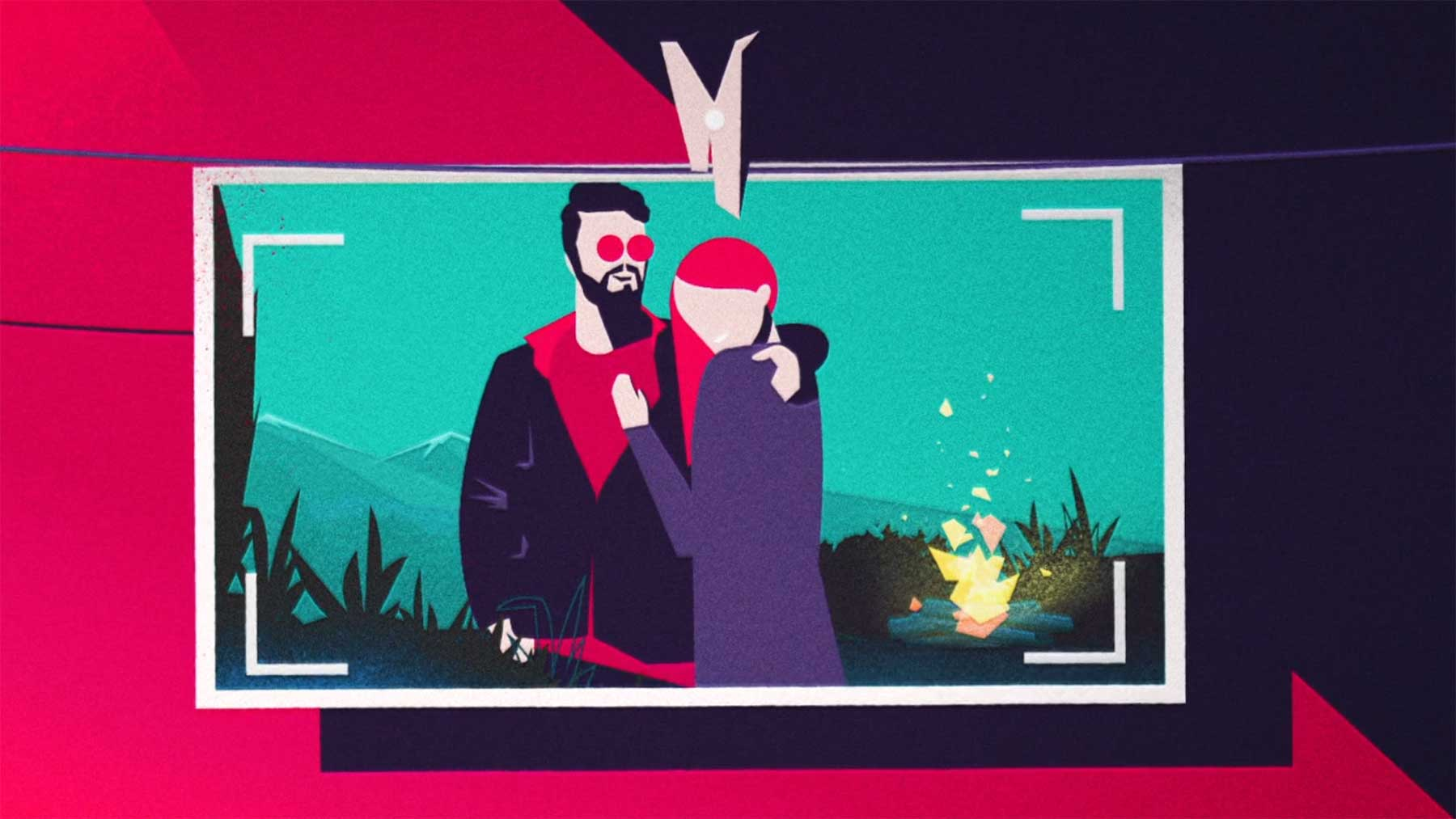 "Kurzfilm: ""Dark Room"""