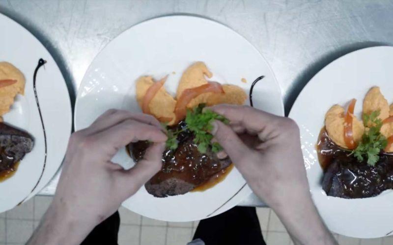 """Arbeit aus der Sicht eines Profi-Kochs: """"Déguste"""""""