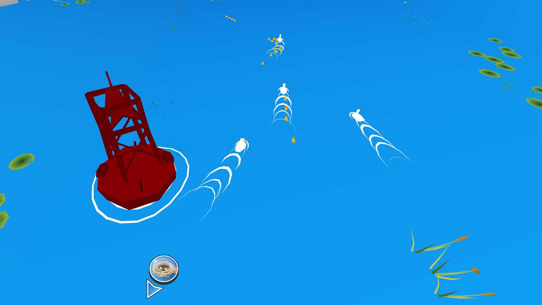 Ducklings.io lässt euch entspannt Enten-Familie spielen