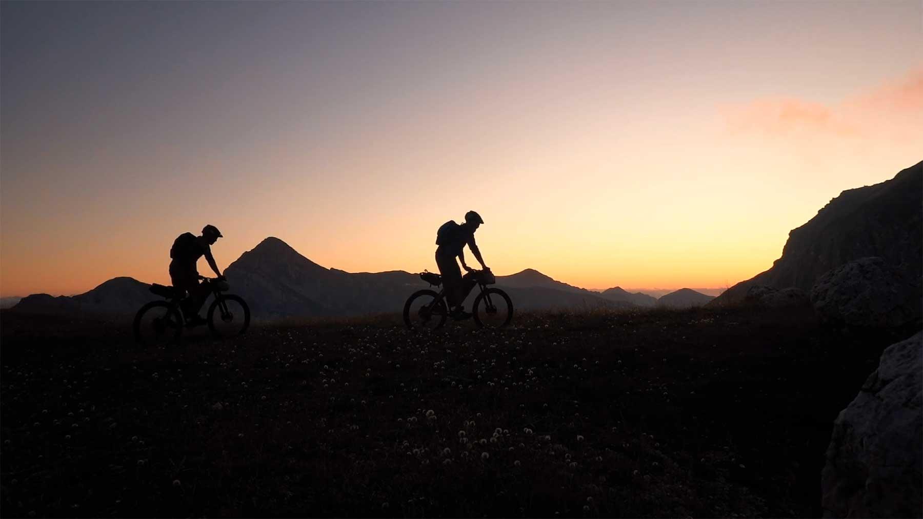 "Mountainbike-Ausflug: ""HOME WILD HOME"""