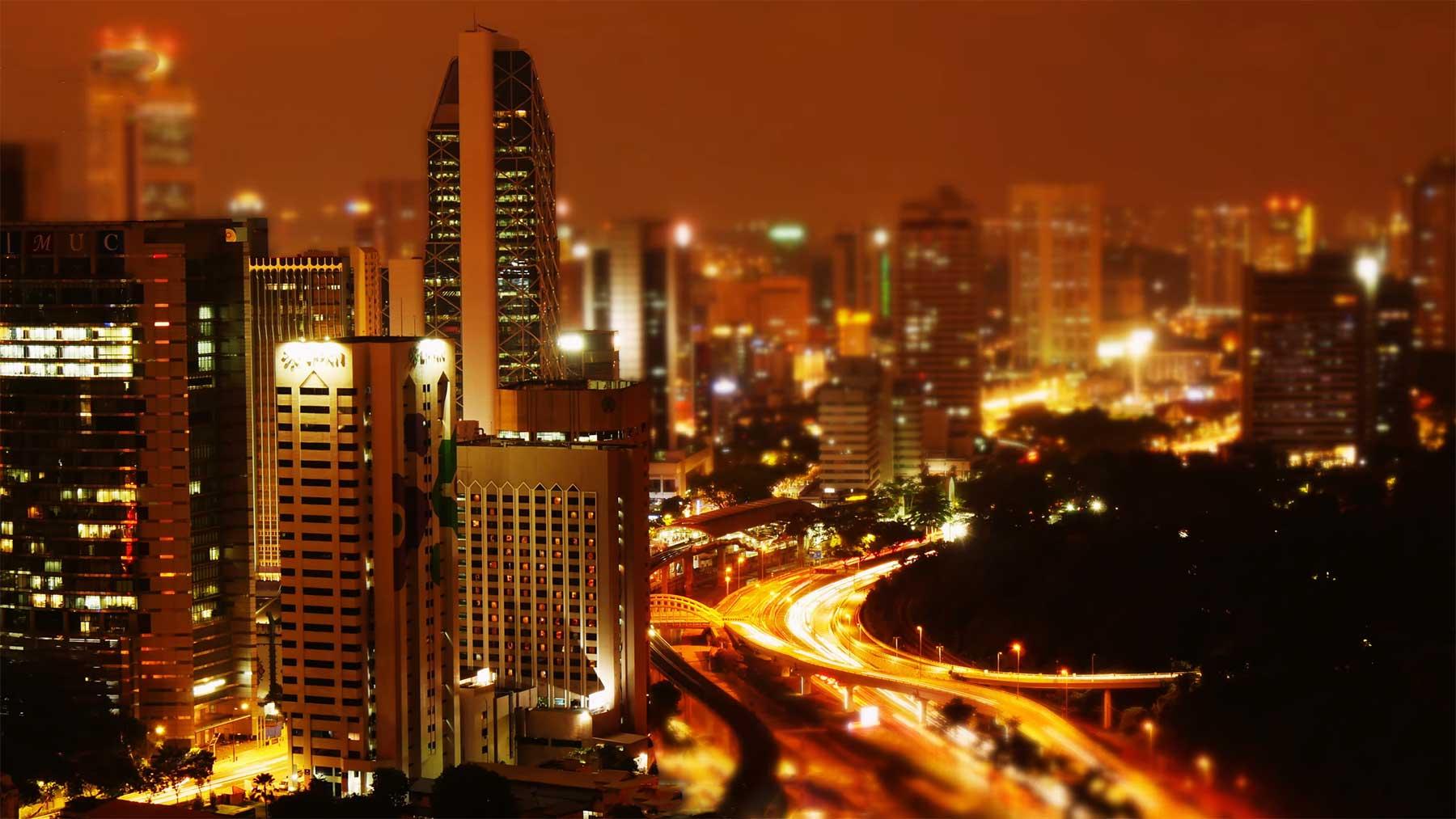 "Tilt-Shift: ""OK KL – Kuala Lumpur"""