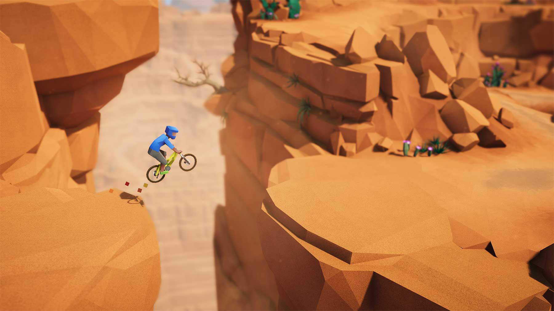 """Lonely Mountains: Downhill"" – neuer Trailer und Release-Datum"