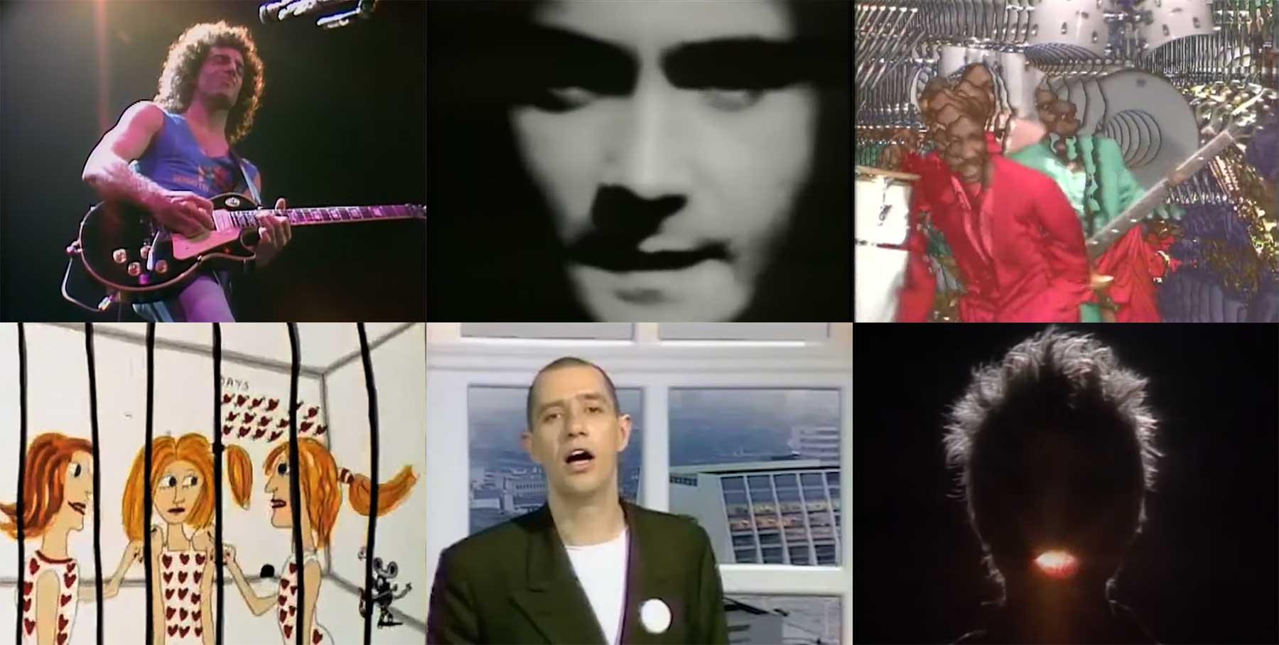 Mashup: 50 Songs aus dem Jahr 1981 in 3 Minuten