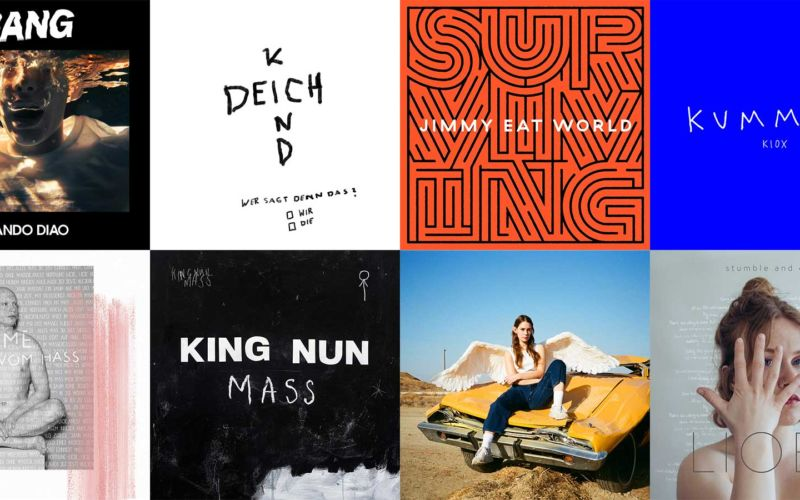 Kurzreviews: Neue Musikalben im Oktober 2019