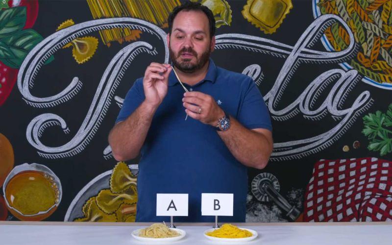 Experte erklärt, woran man gute Pasta erkennt