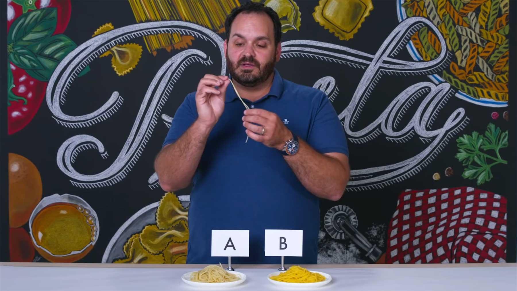 Experte erklärt, woran man gute Pasta erkennt nudeln-daran-erkennt-man-gute-qualitaet