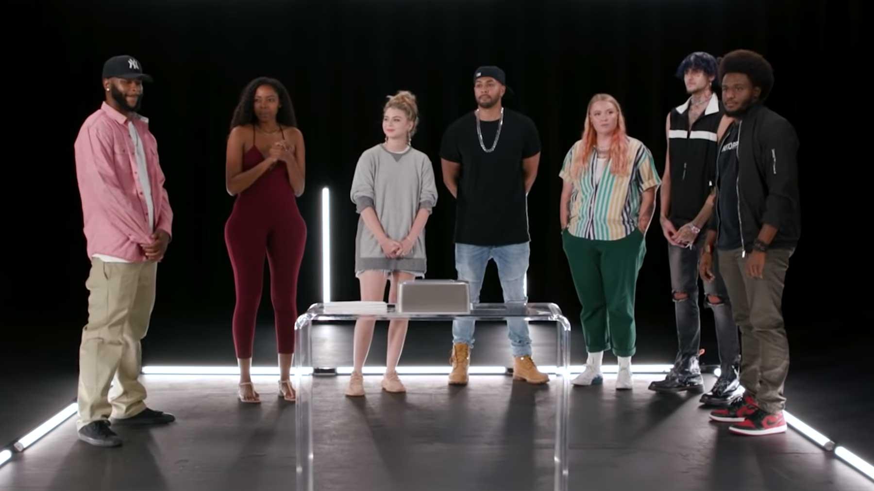 Welcher dieser 7 angeblichen Rapper ist gar keiner?