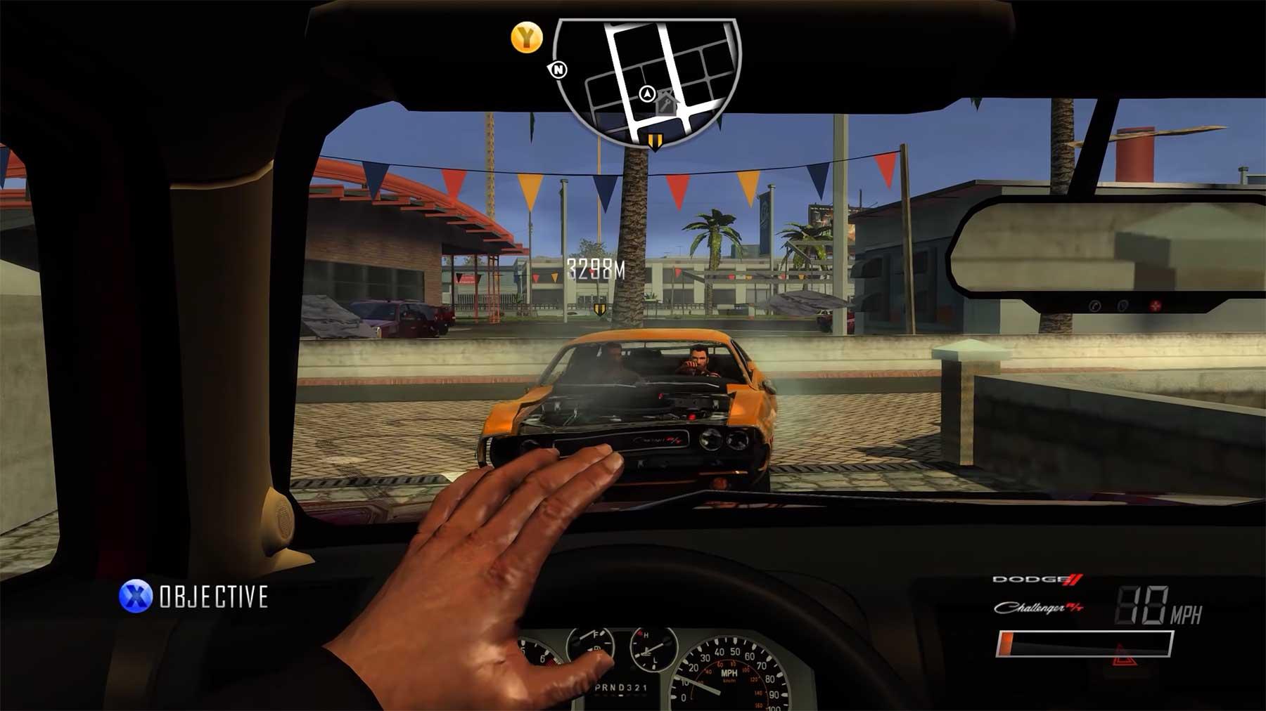 Wie sähe wohl ein Second-Person-Videospiel aus?