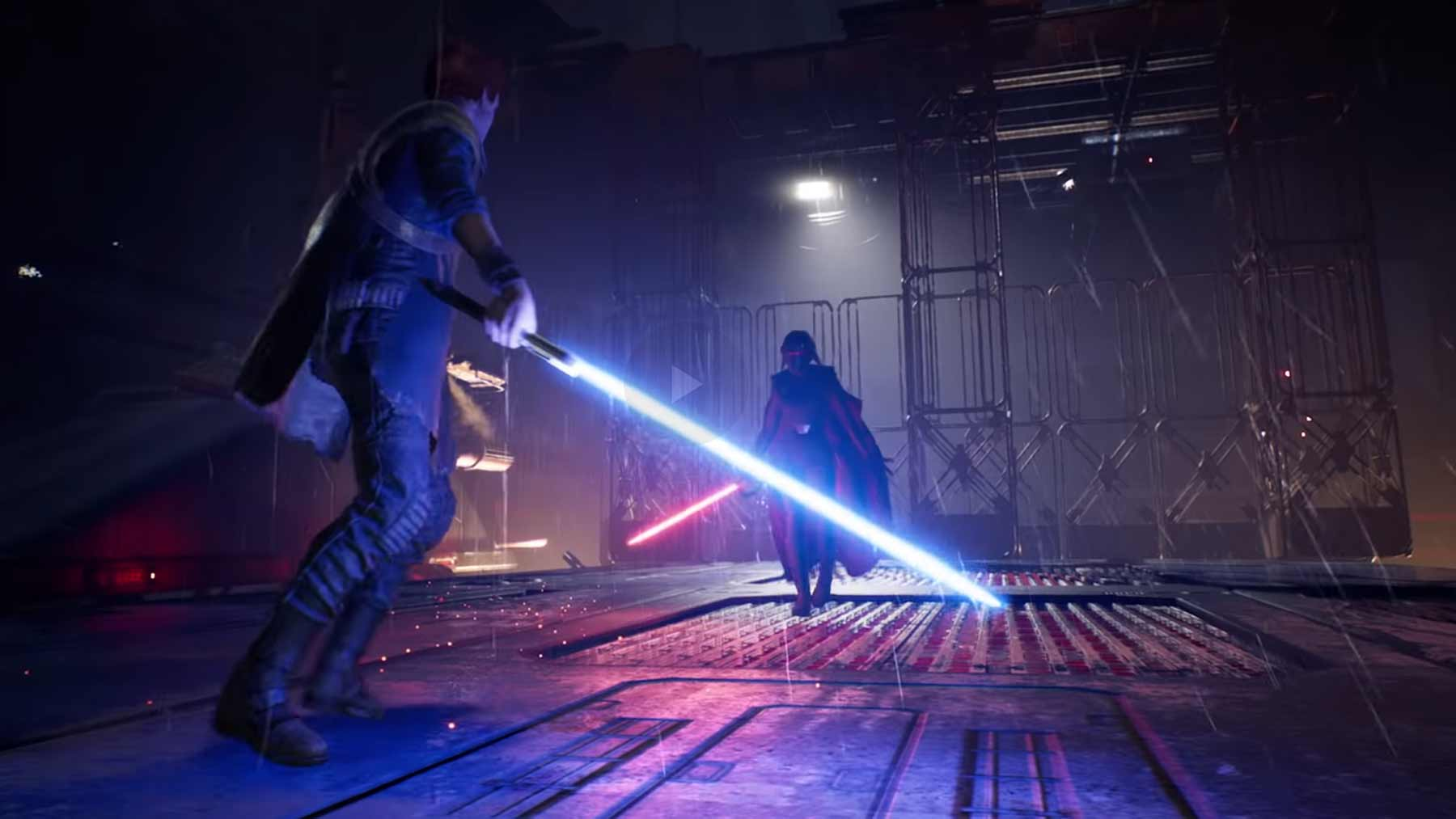"Launch-Trailer zu ""Star Wars Jedi: Fallen Order"""