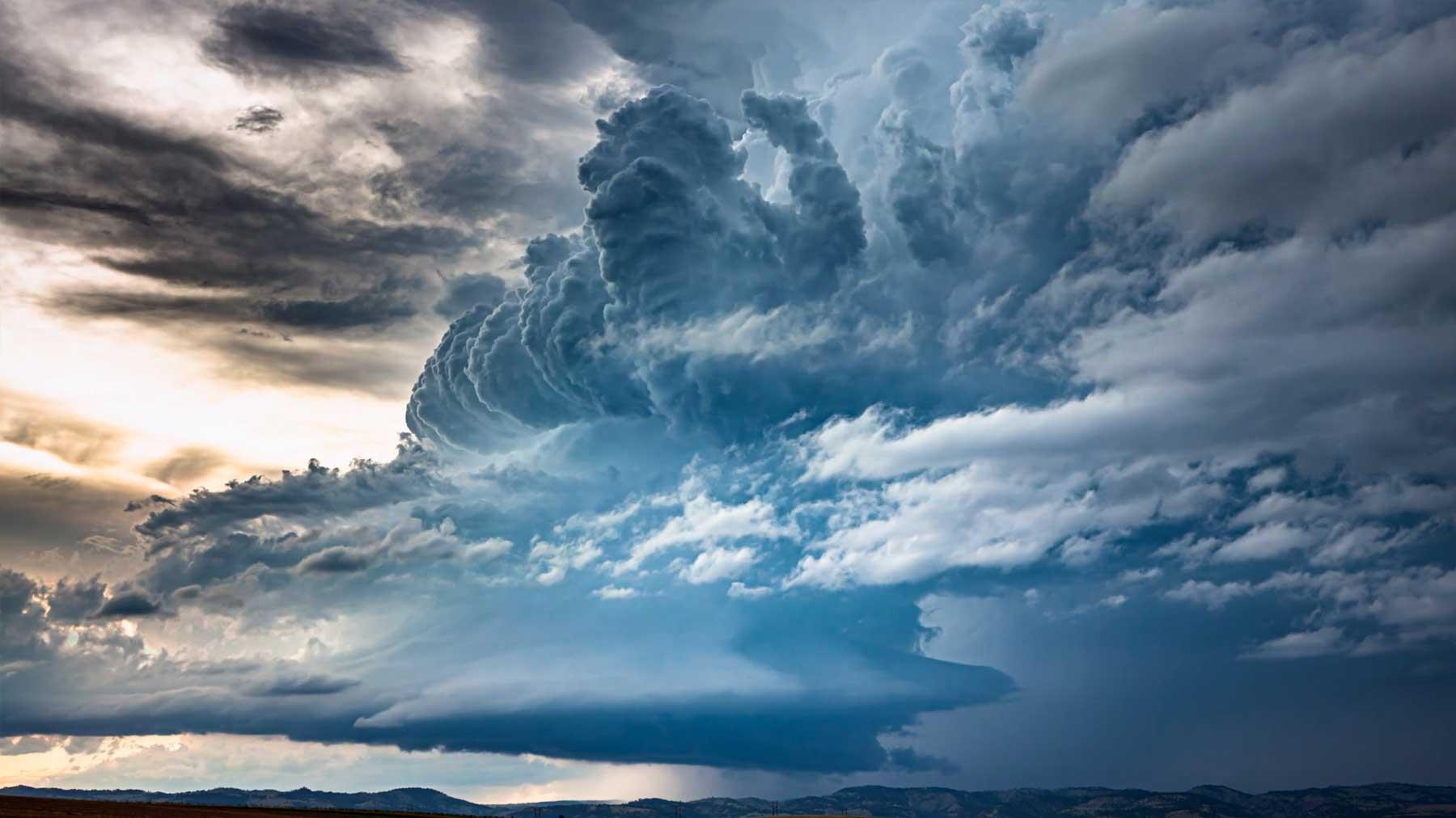"Schöner Stürmen: ""Stormscapes 4"""