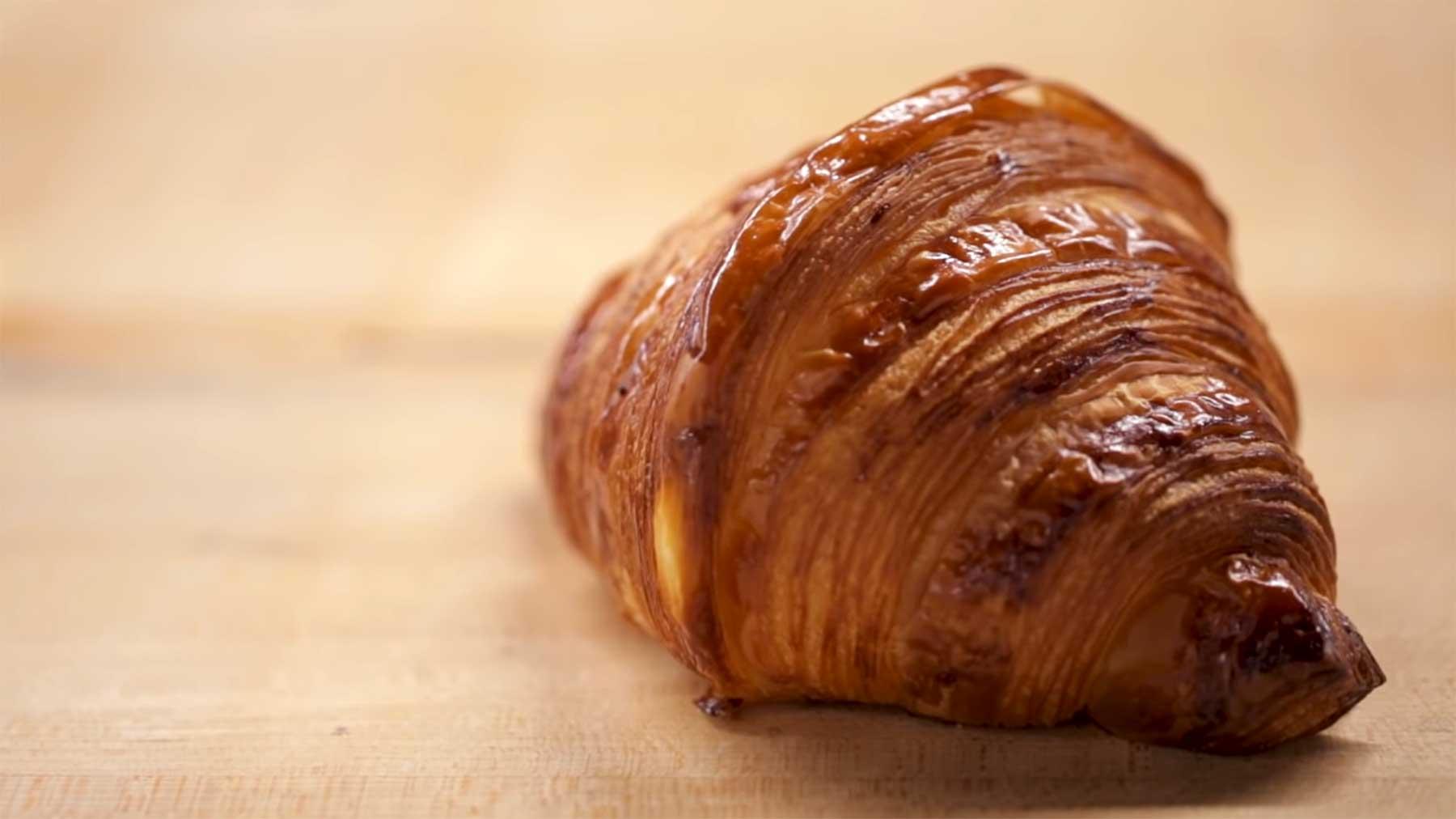 Wie werden eigentlich Croissants gemacht?