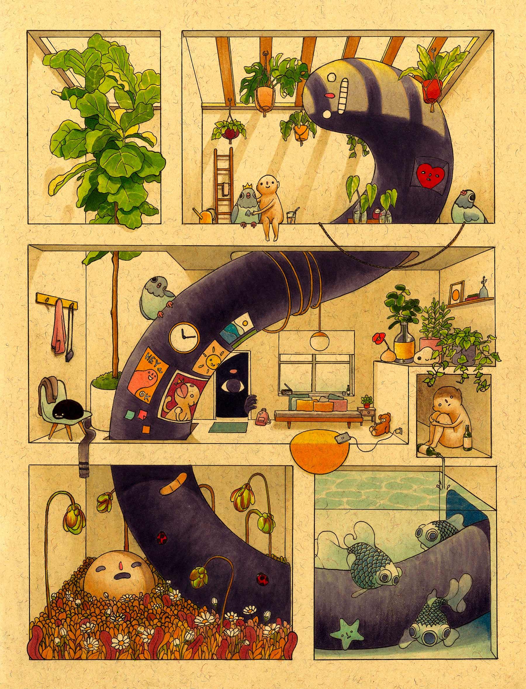 Zeichnungen: Felicia Chiao Felicia-Chiao-zeichnungen_03
