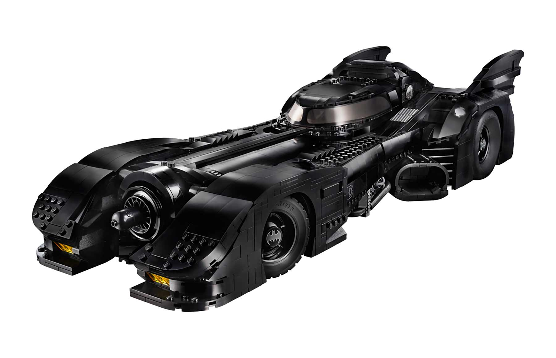 Batman: LEGO 1989 Batmobile-Set (76139)