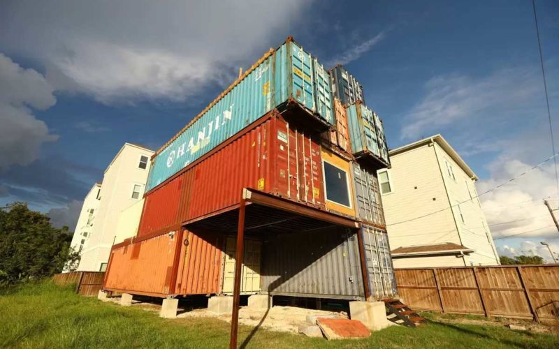 McGowen Container House