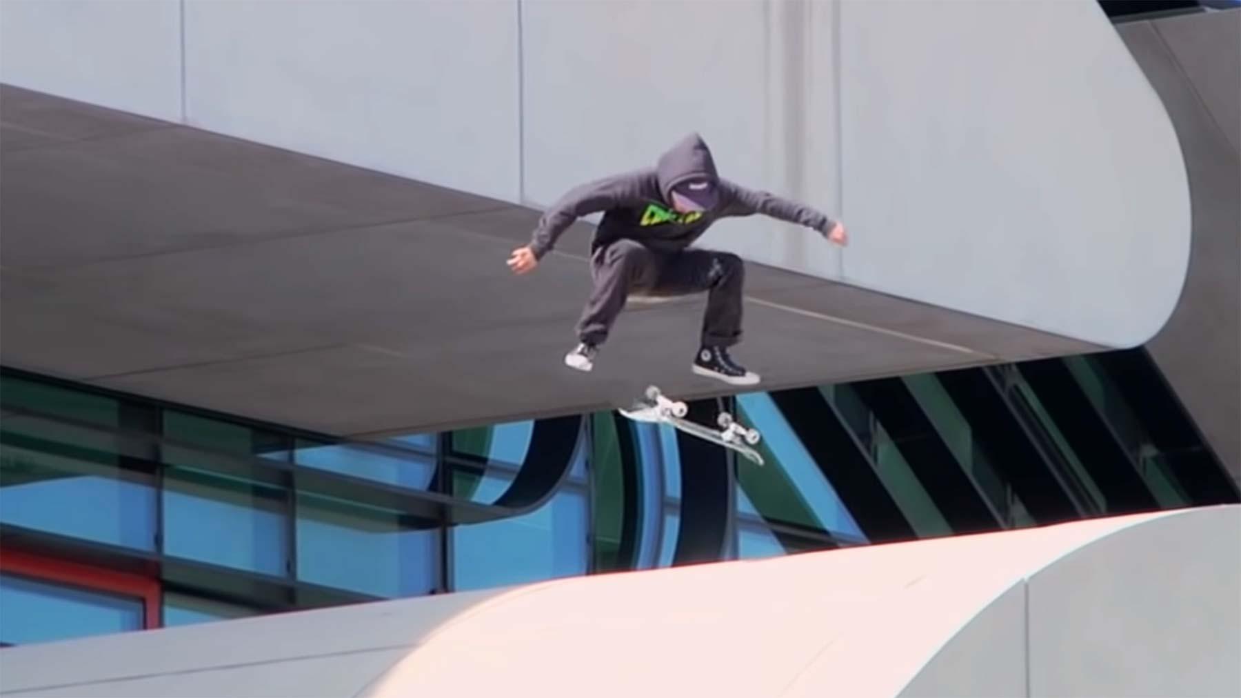 Skateboarding: Milton Martinez Milton-Martinez-DEMOLICION-Part