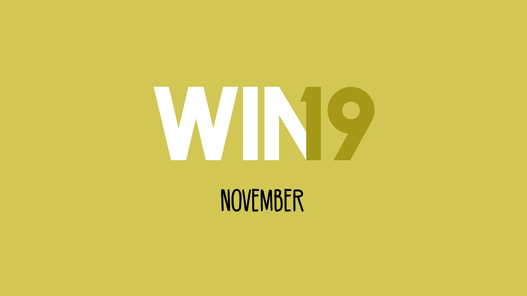 WIN Compilation November 2019 WIN-2019-11_01