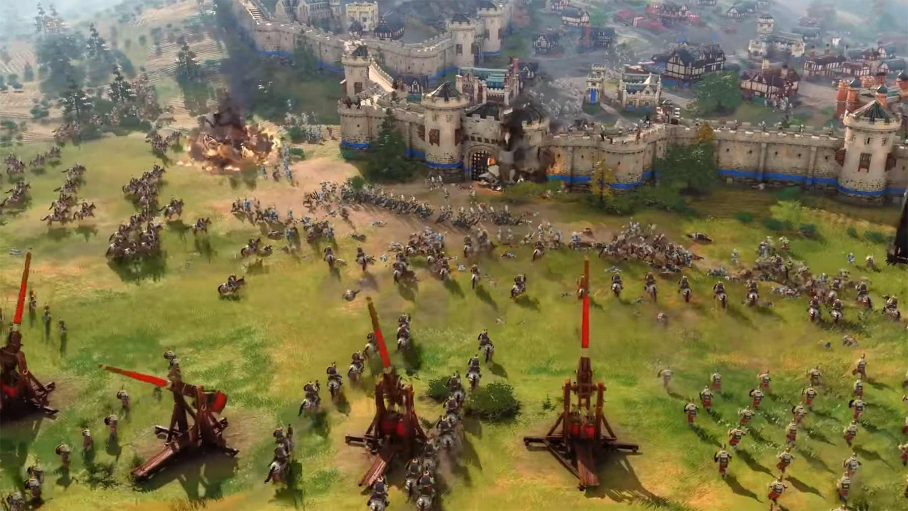 "Erster Gameplay-Trailer zu ""Age of Empires IV"""