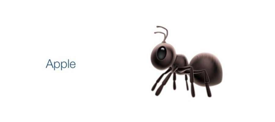 Insektenkundler bewertet die Ameisen-Emojis diverser Plattformen ameisen-emojis-bewertet_01