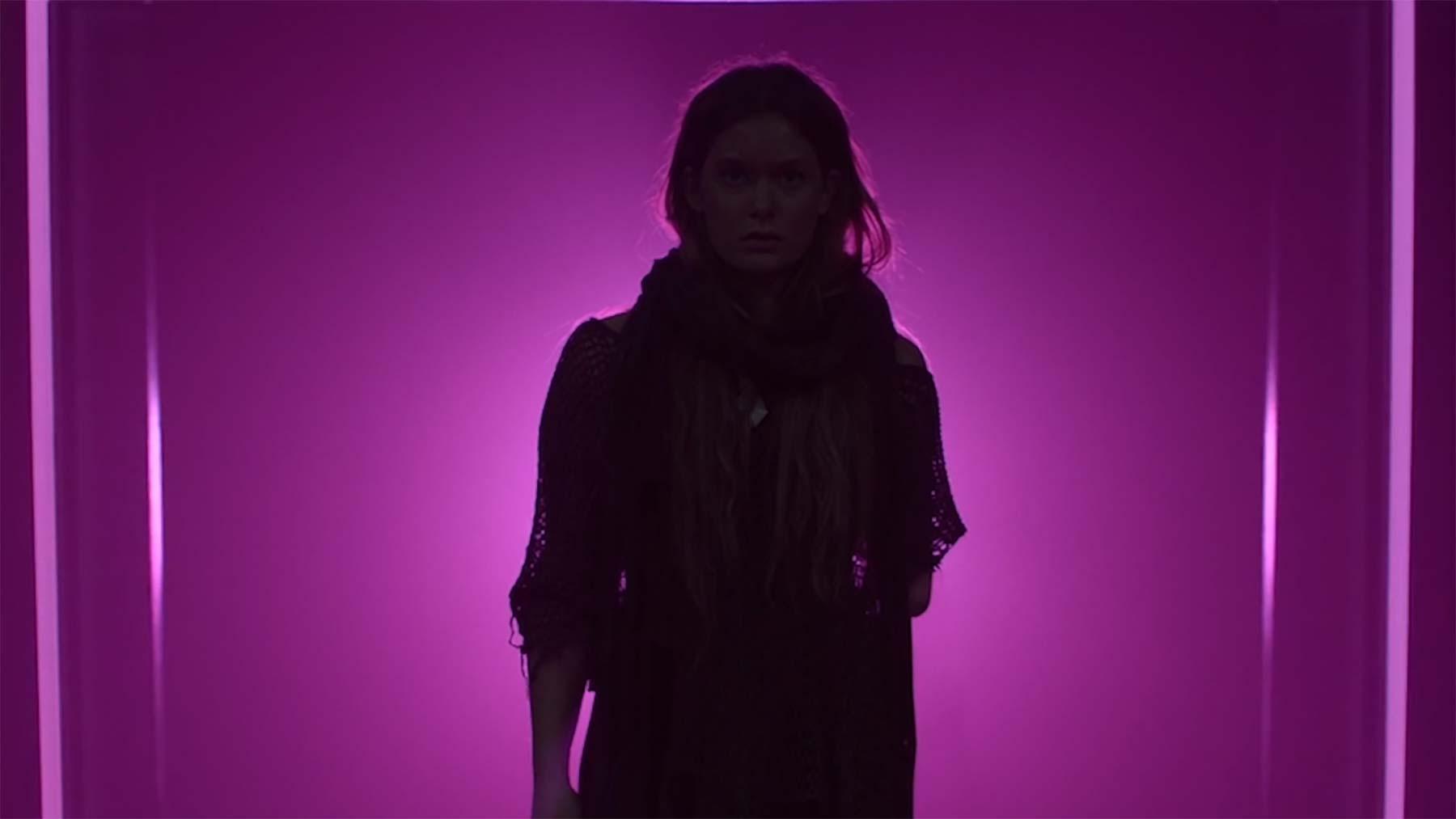 Eine Hommage an Neonlicht in Filmen