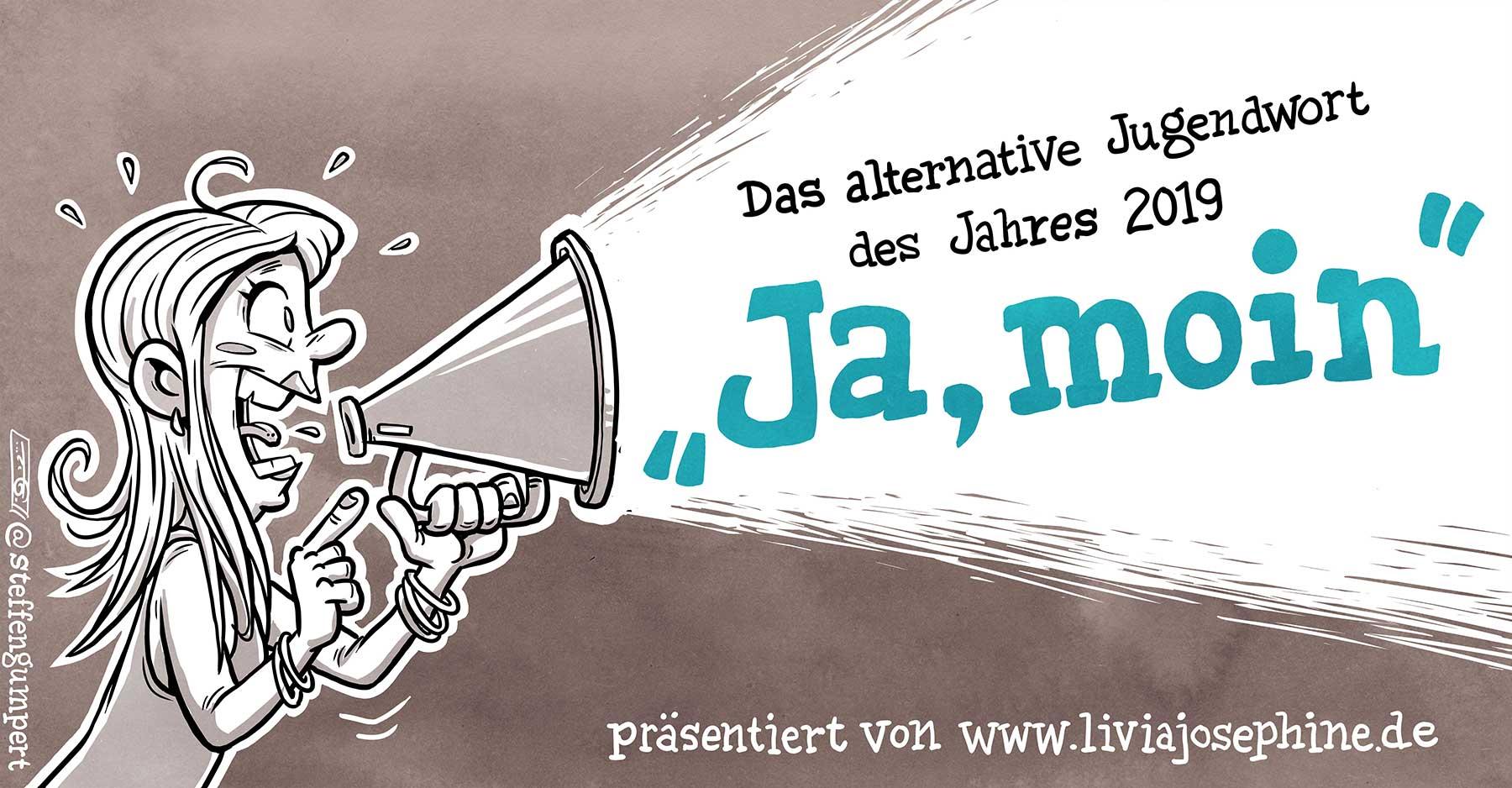 """Gedanken einer 17-Jährigen: Deshalb habe ich das """"alternative Jugendwort des Jahres"""" ins Leben gerufen! das-alternative-jugendwort-2019"""