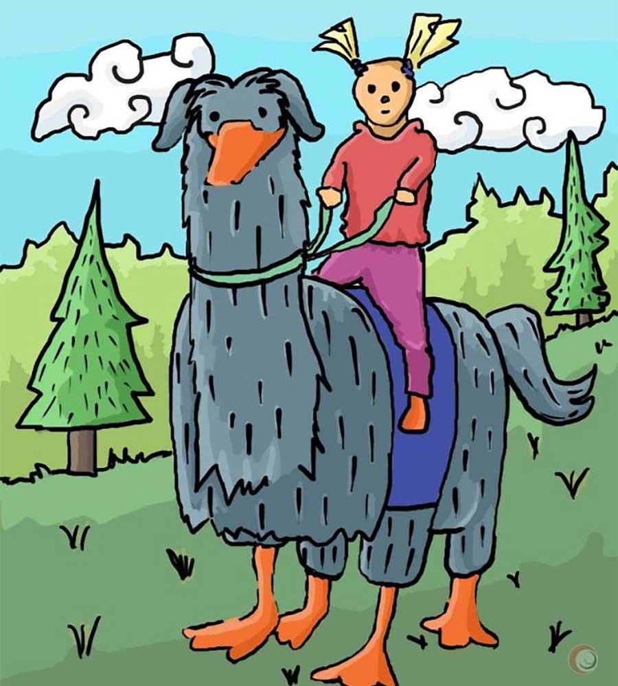 Wenn man das Internet bittet, eine Ente fertig zu zeichen draw-a-duck-challenge_11