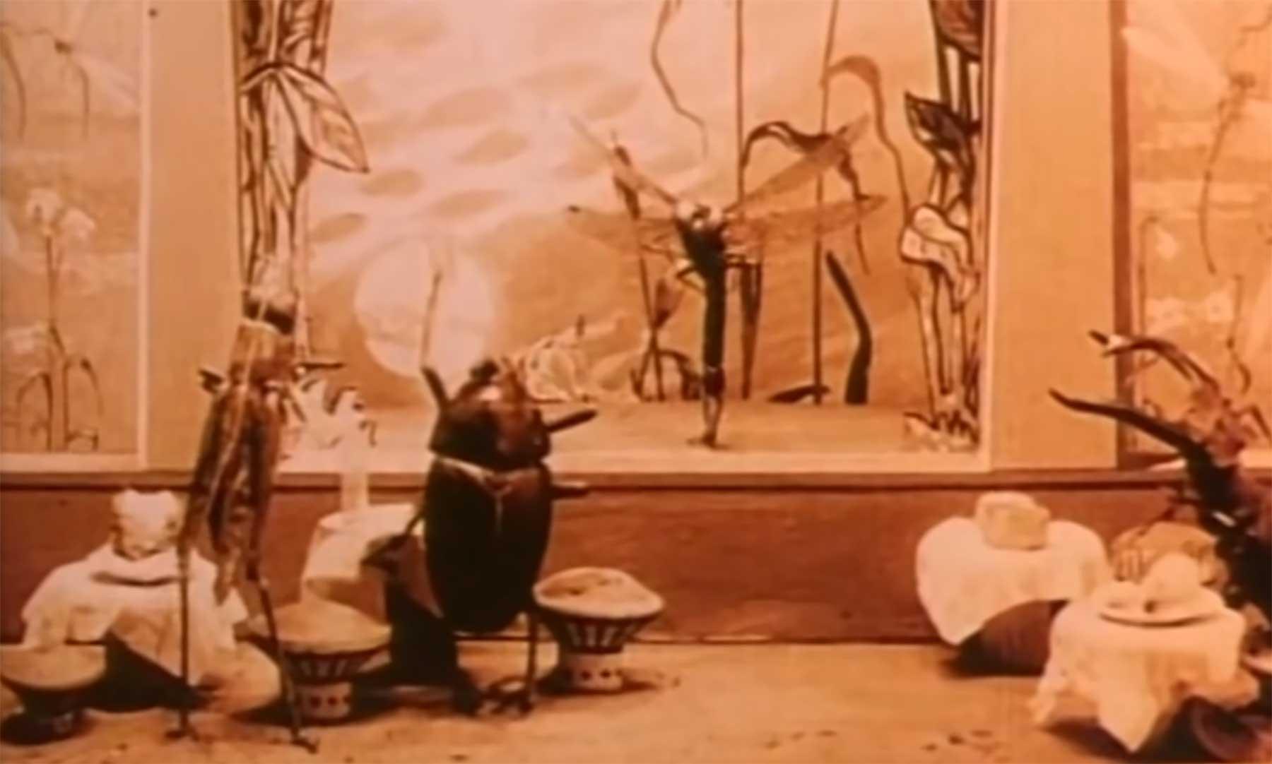 Die erste Stopmotion-Animation aller Zeiten erster-stopmotion-film-der-welt