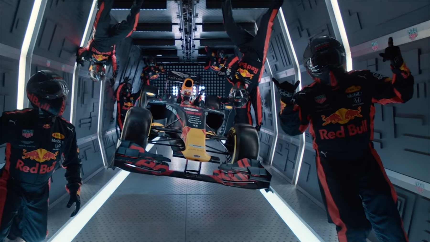 Formel 1: Boxenstop in der Schwerelosigkeit