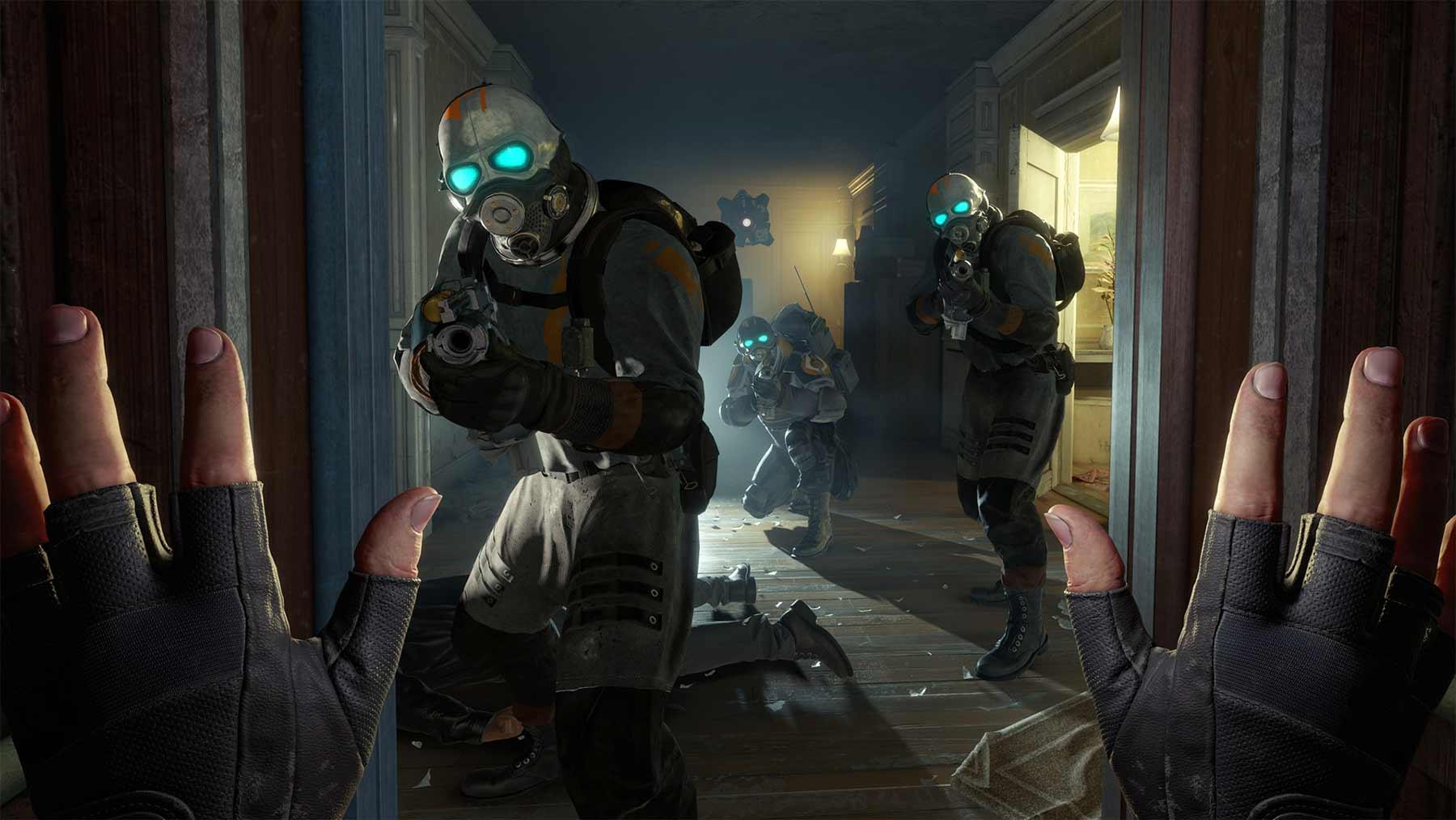 """Trailer zum neuen """"Half-Life""""-VR-Spiel """"Alyx"""""""