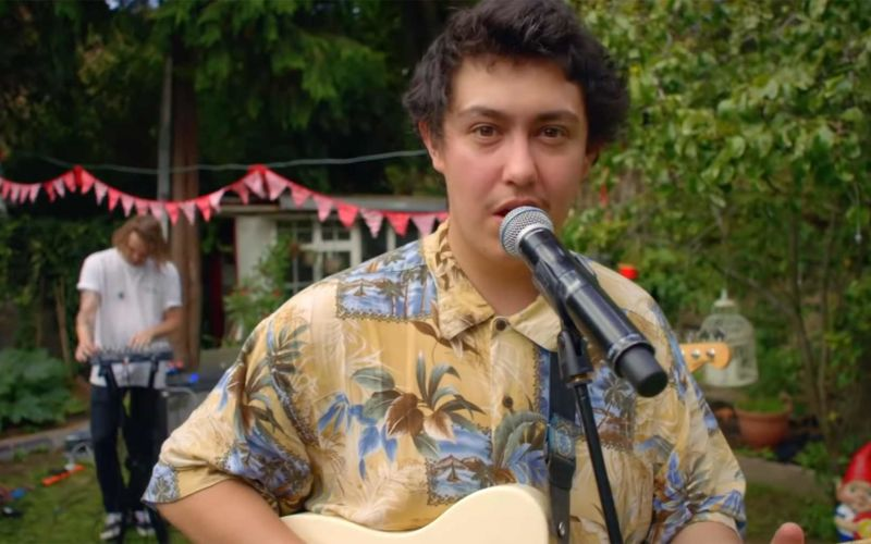 Hobo Johnson – I Want A Dog (Live from London)