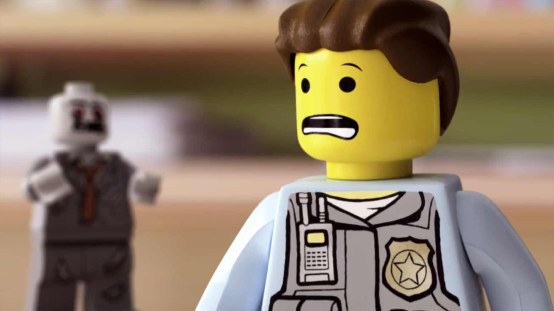 "LEGO-Animation: ""ZOMBIE TIME"" lego-film-zombie-time"
