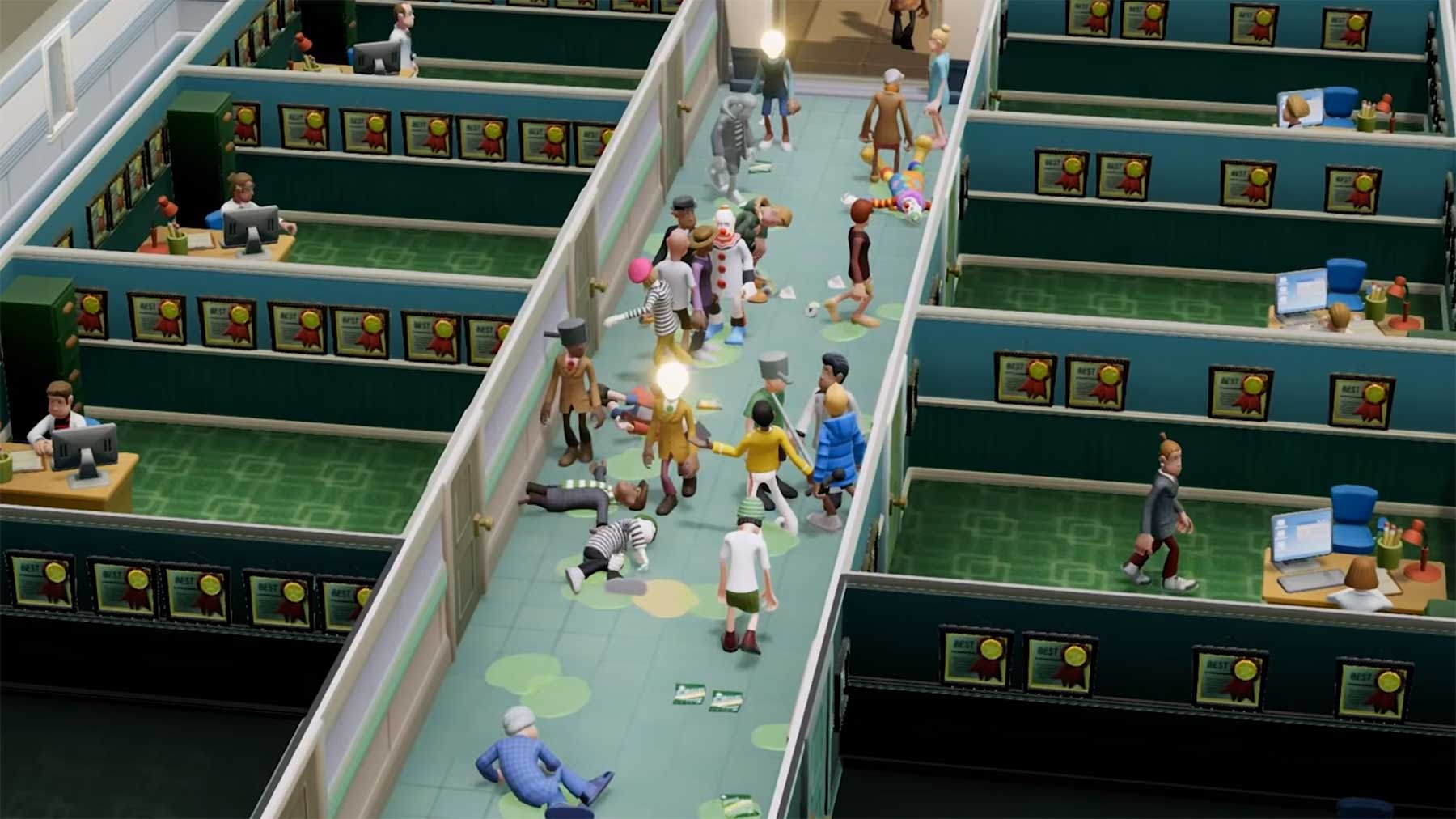 "Lustiges Let's Play zum Spiel ""Two Point Hospital"""