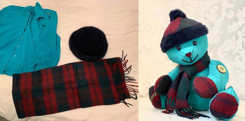 Teddybären aus der Kleidung geliebter Menschen mary-mac-teddybears_04