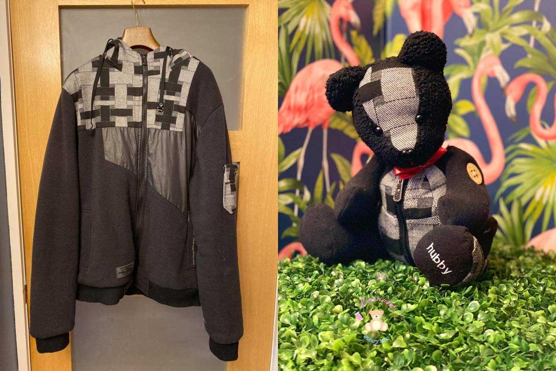 Teddybären aus der Kleidung geliebter Menschen mary-mac-teddybears_05