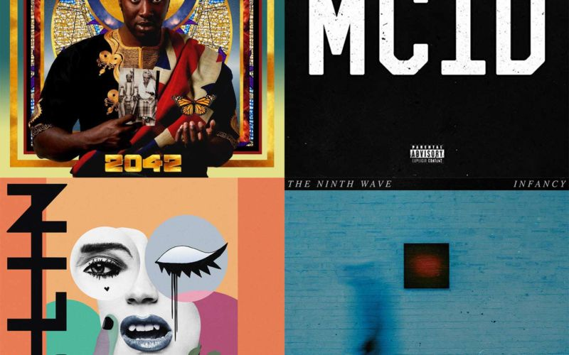 Kurzreviews: Neue Musikalben im November 2019