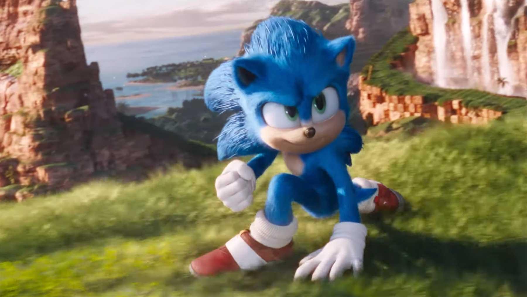 Sonic The Hedgehog: Überarbeiteter neuer Trailer zum Kinofilm