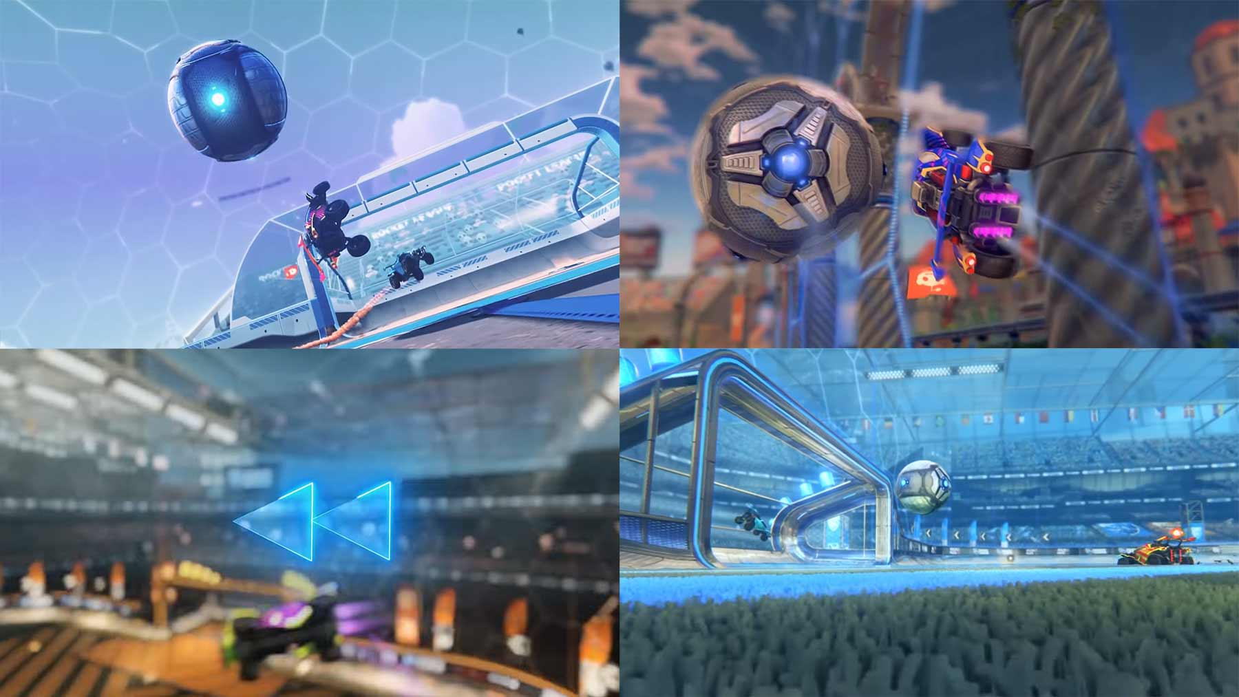"5 Videomacher erstellen Clips aus identischem ""Rocket League""-Gameplay rocket-league-gameplay-highlights-video-edit-musty"
