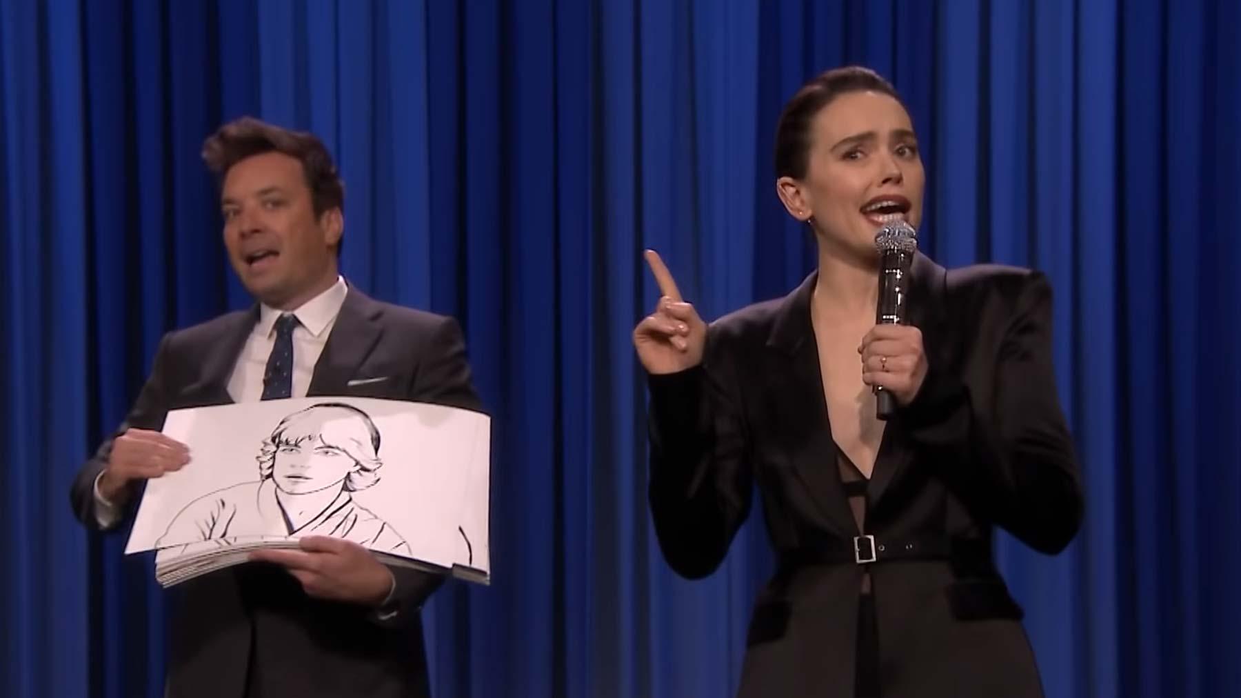 """Daisy Ridley rappt Recap der 8 bisherigen """"Star Wars""""-Filme star-wars-rerap"""