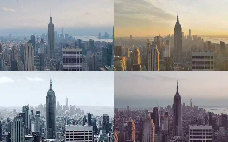 """Typologies of New York City"" ist ein Stadtportrait aus lauter Touri-Fotos"