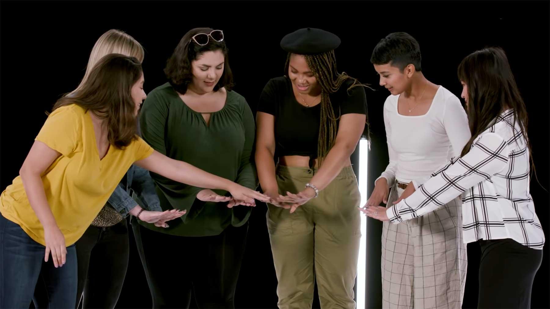 Wer ist die geheime Homosexuelle unter diesen 7 angeblichen Hetero-Frauen? wer-ist-lesbisch