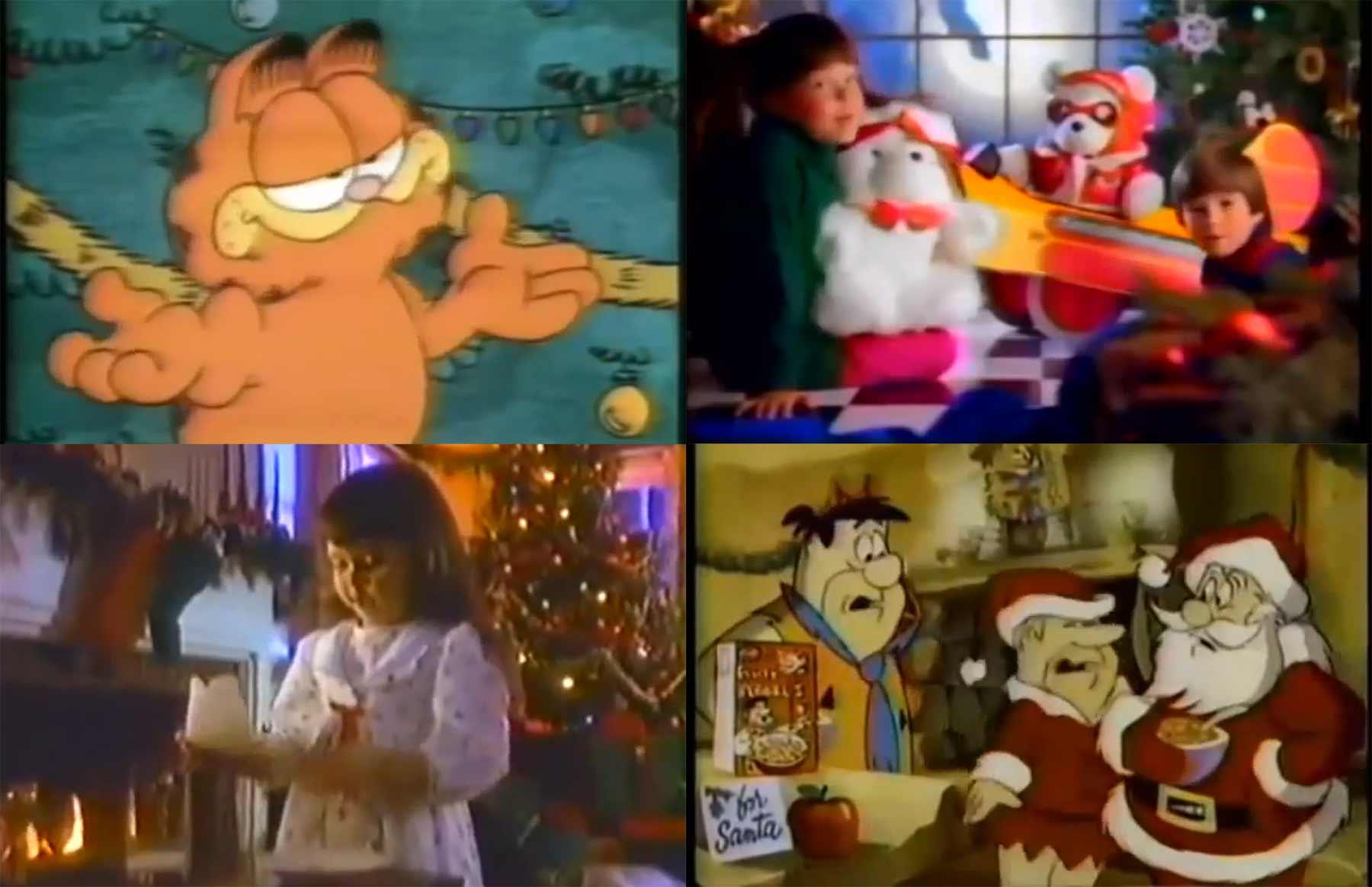Eine Stunde Weihnachtswerbung aus den 80ern