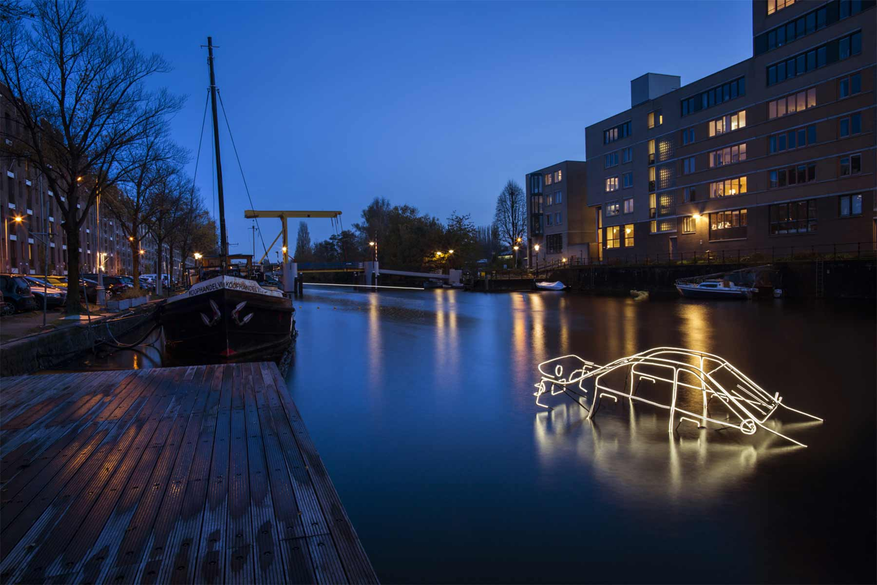 Die Highlights vom Amsterdam Light Festival 2019