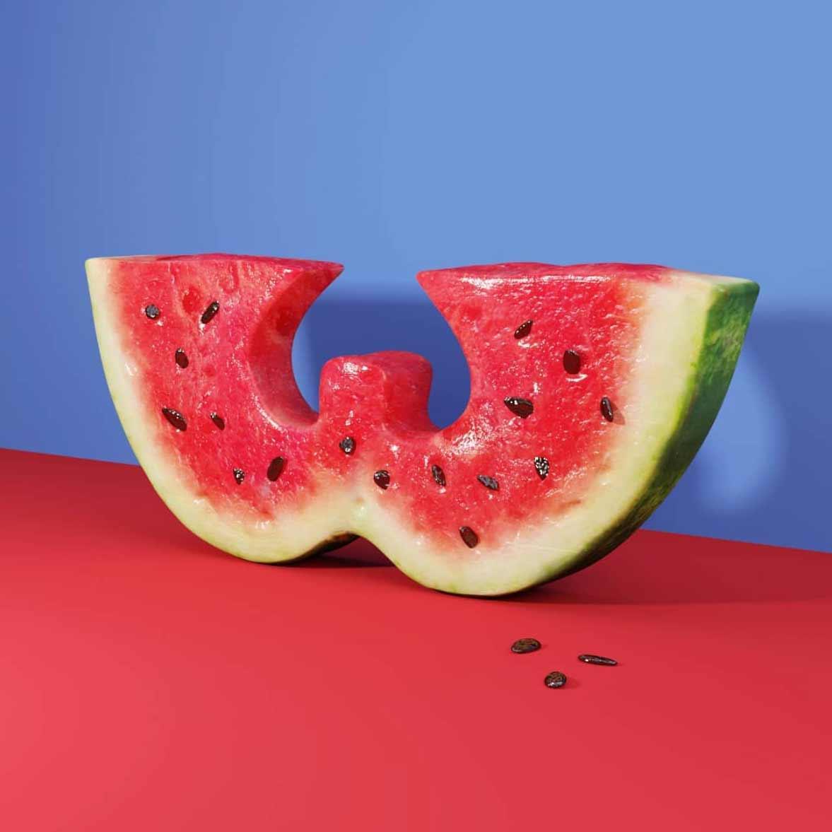 Unterhaltsame 3D-Kunst von Ben Chelouche Ben-Chelouche-3d-food_07