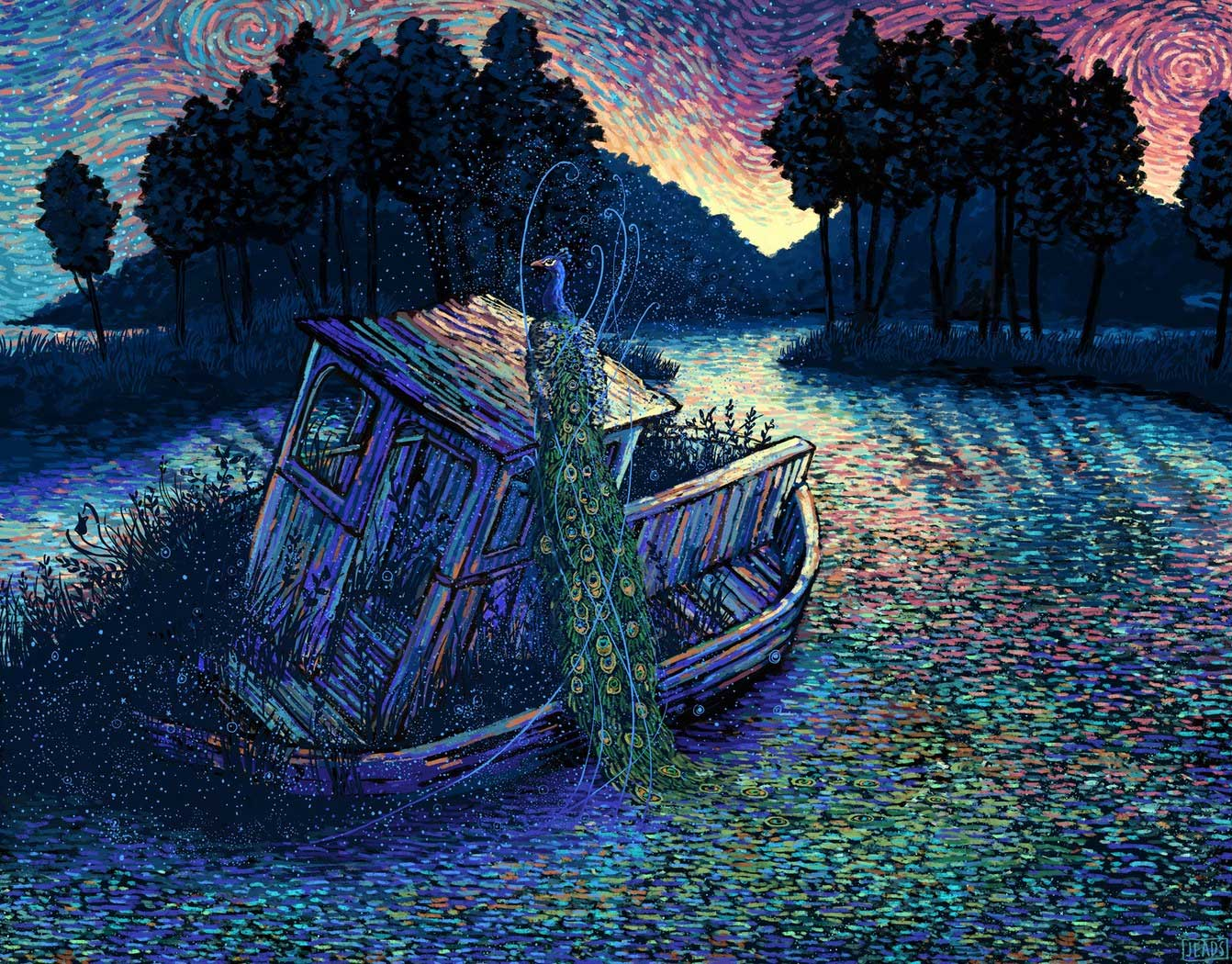 Malerei: James R. Eads James-R-Eads-paintings_01
