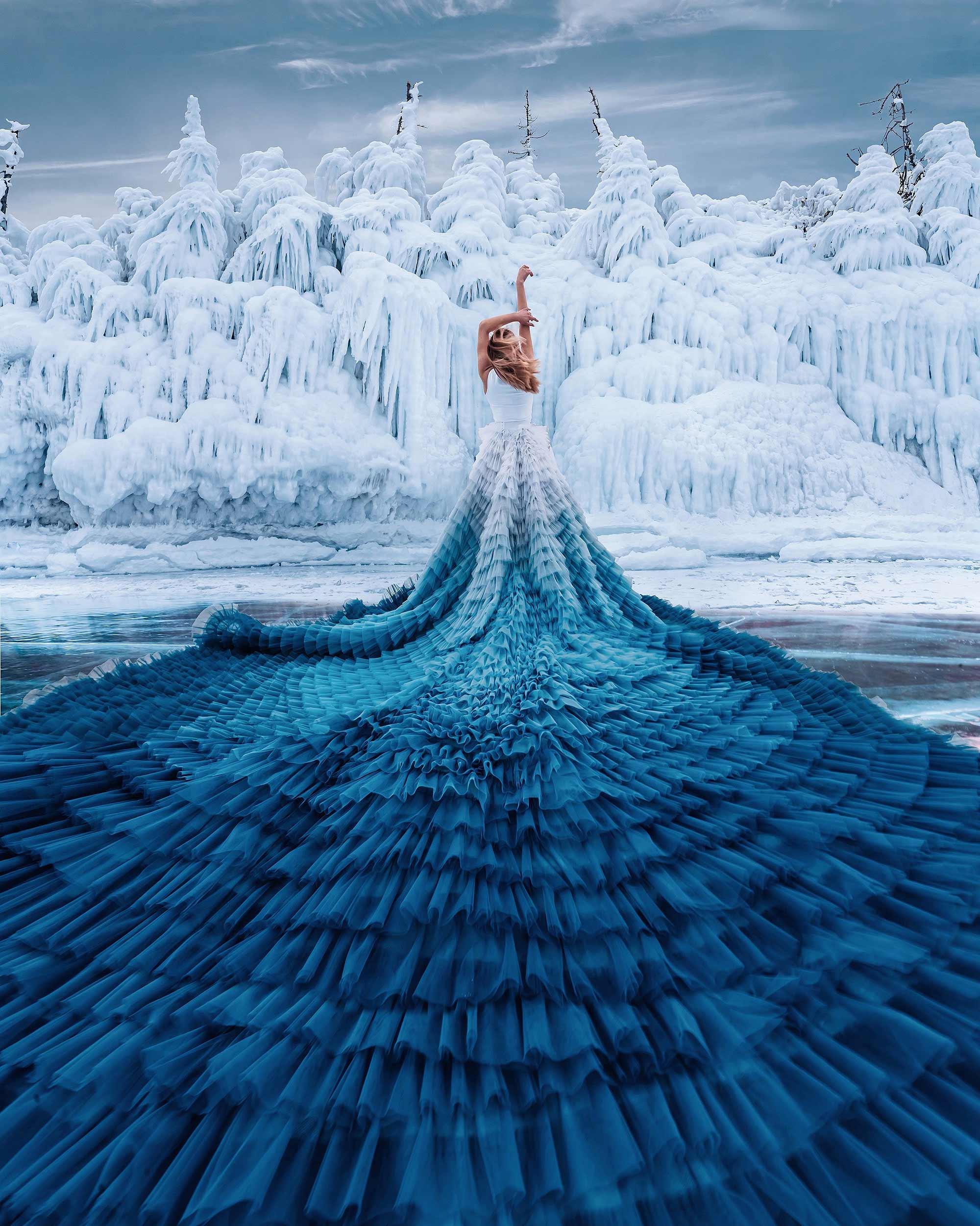 Neue Fotografien von Kristina Makeeva