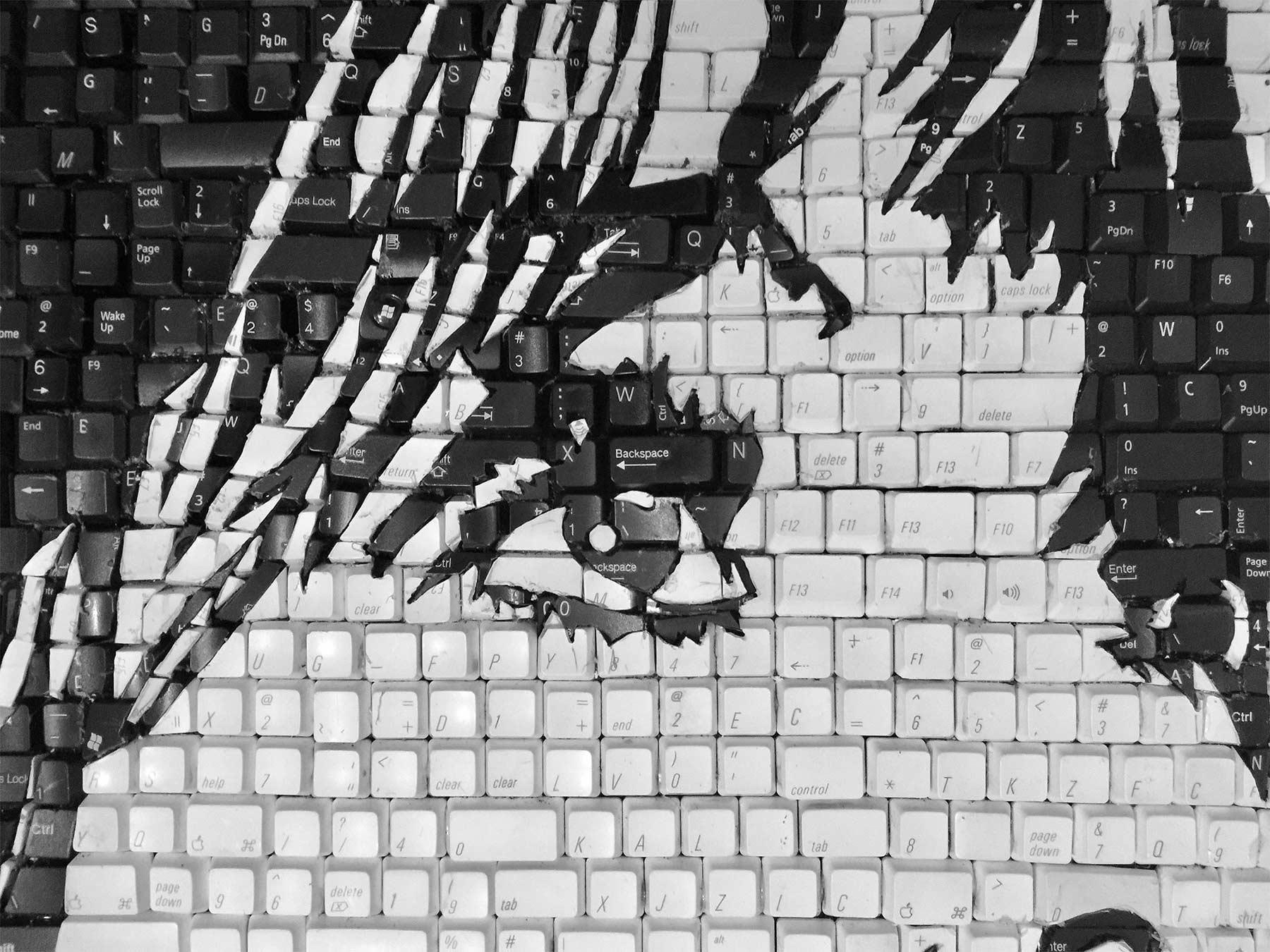 Tastatur-Tasten-Mosaike Monique-Sarfity-tastaturmosaik_02